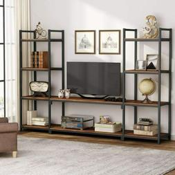 Large 3-Piece Entertainment Center Wall Units with Storage S