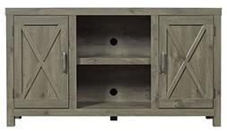 "Lawson 52"" Media Console in Spanish Gray"