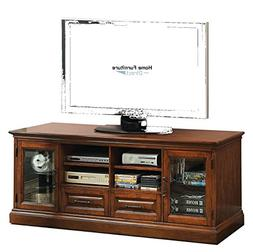 "Malibu Antique Oak 72"" TV Console"