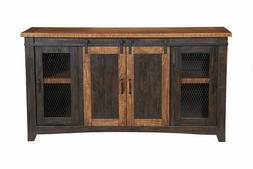Martin Svensson Home 90905 Santa Fe Tv Stand Antique Black A