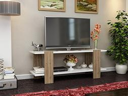 "Decorotika Martina Modern 35"" TV Stand and Media Console"