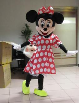 Mascot Costume for Adults Minnie Mickey Mouse Entertainment