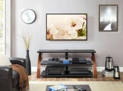 Media Tv Stand Flat Panel Stands Entertainment Center Tablet