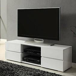 Modern TV Stand Media Entertainment Center Console Cabinet D