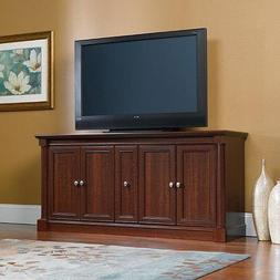 "Sauder Palladia TV Stand for TVs up to 70"", Cherry Finish Tr"