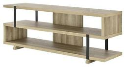 """Ameriwood Home Ryker TV Stand for TVs up to 70"""", Brown Oak"""