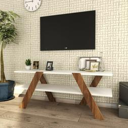 Better Homes & Gardens Steele Open TV Stand for TVs up to 55
