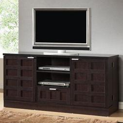 Baxton Studio Tosato TV Stand and Media Cabinet