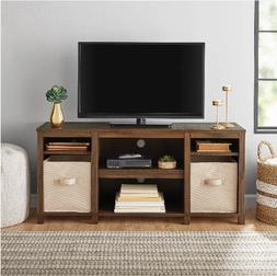 "TV Console Stand 50"" Media Entertainment Center Cabinet Stor"