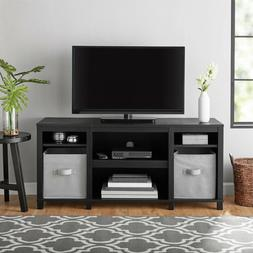 "TV Console Stand 50"" Media Entertainment Center Theater Wood"