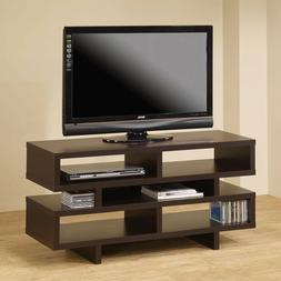 "Up to 46"" TV Console Stand Entertainment Media Center Storag"