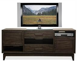 66 in. TV Console in Umber Finish