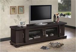tv entertainment center unit stand storage cabinet