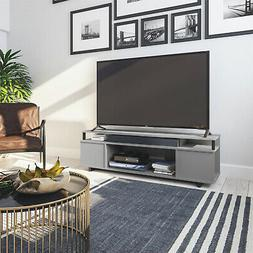 TV Stand 65 Flat Screen Entertainment Center Media Console H