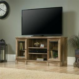 TV Stand - Craftsman Oak Finish - Sauder Select