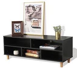 "DlandHome TV Stand 46"", Composite Wood Board, 5-Cube Enterta"