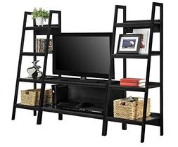 "Premium TV Stand Entertainment Console Rack for up to 55"" in"