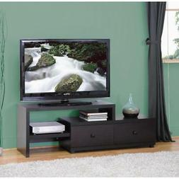 Baxton Studio TV Stand Entertainment Center Contemporary Dar