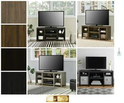 TV Stand Entertainment Center Furniture Media Storage Cubby