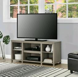 TV Stand Entertainment Center Furniture Media Storage Shelf