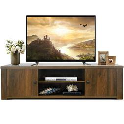 "TV Stand Entertainment Center TV's Up to 65""  w/Storage Cabi"