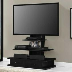 Ameriwood Home TV Stand Entertainment Center w/ Mount Drawer