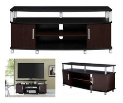 "TV Stand for 75"" Flat Screen Console Home Furniture Entertai"