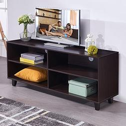 "soges 58.3"" TV Stand Living Room Entertainment Center Media"
