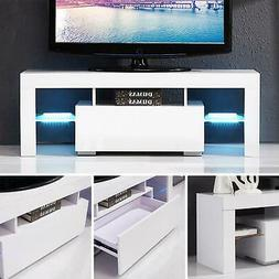 TV Stand Table Media Entertainment Center Console Storage Ca