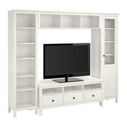 Ikea TV storage combination, white stain 2204.21120.210
