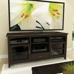 Sonax West Lake Wood Dark Espresso 60-inch Entertainment Cen