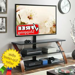 """Whalen Payton 3-in-1 Flat Panel TV Stand  up to 65"""" Two Fini"""
