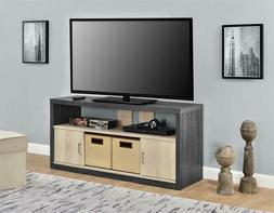 "Ameriwood Home Winlen TV Stand for TVs up to 50"" with 2 Fabr"