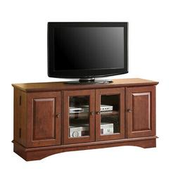 "Walker Edison Wood 52"" TV Stand"